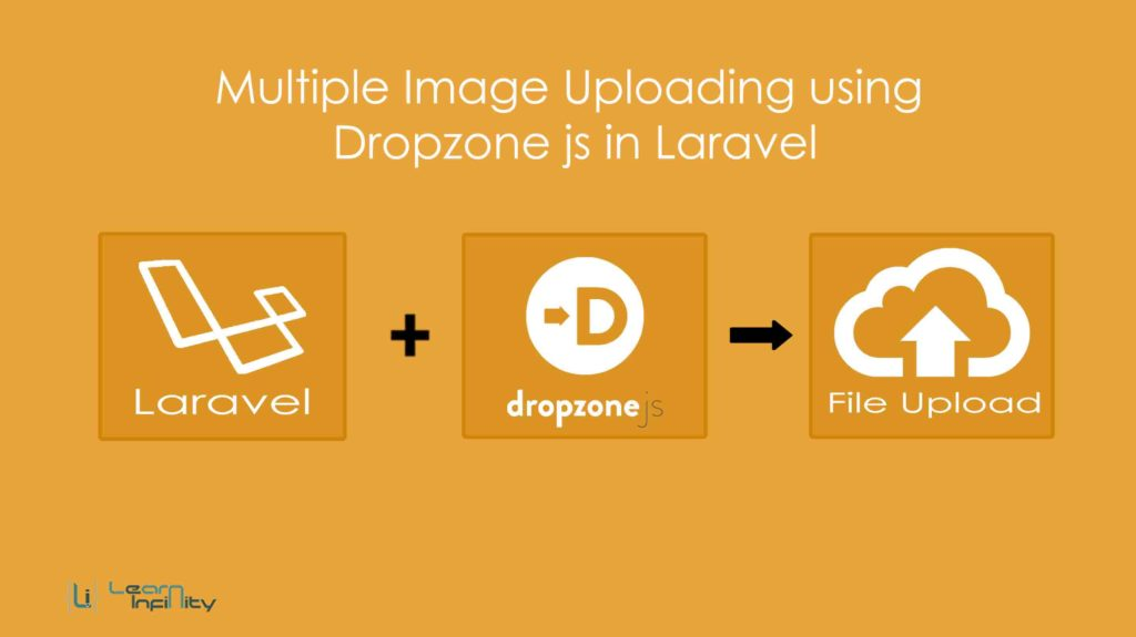 Laravel 5 – Multiple Images Uploading with dropzone js script