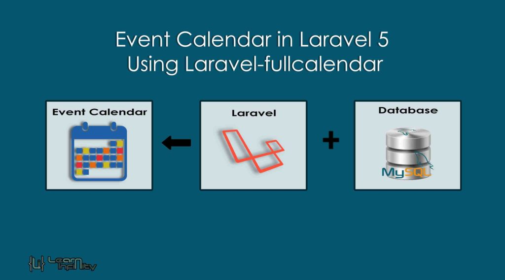 Event Calendar in Laravel 5 Using Laravel-fullcalendar